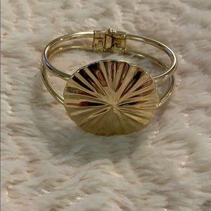 Fabulous, gold bracelet #A412